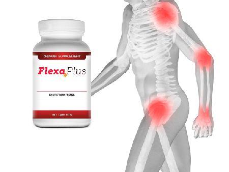 Flexa Plus effectieve specifieke pijn van skeletspieren en gewrichten